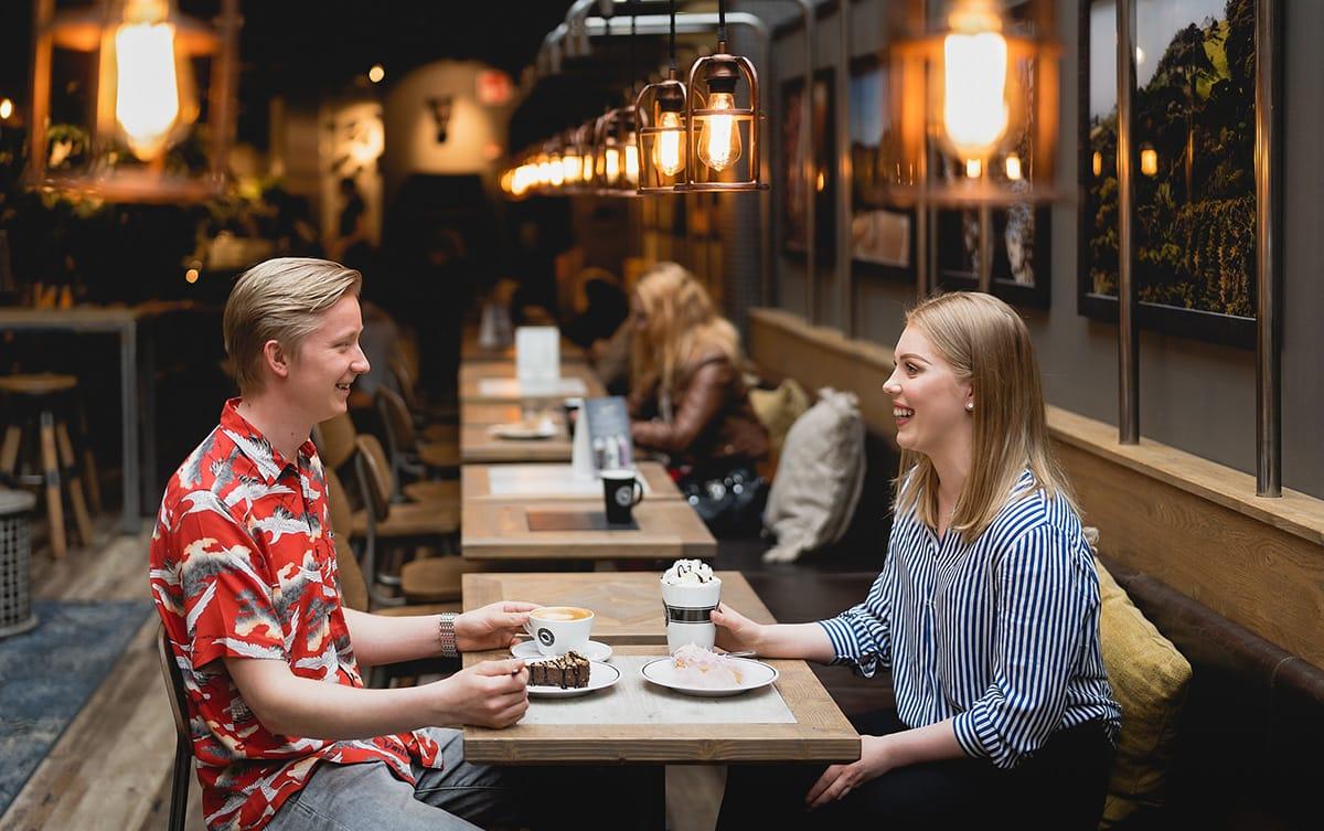 Kahvilat Kotka