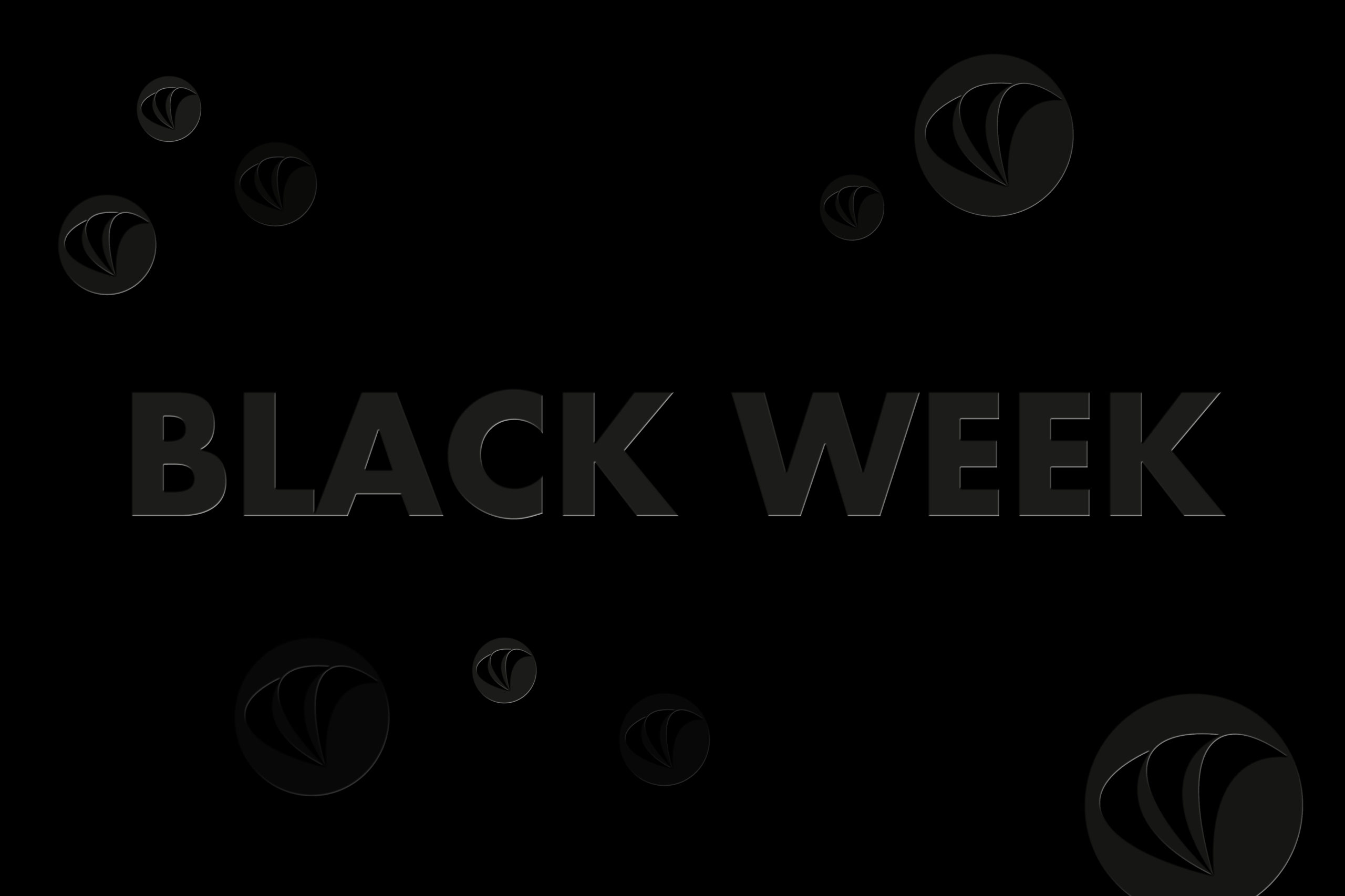 Black Week Pasaatissa